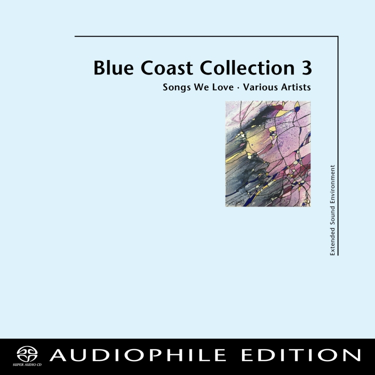 Blue Coast Collection 3 - Cover